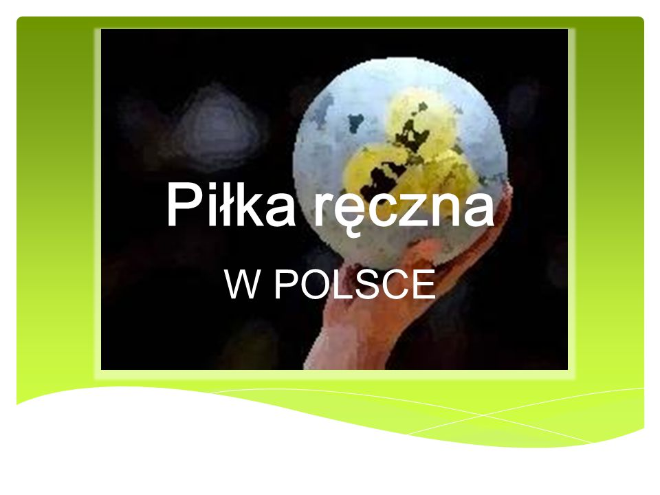 Mistrzostwa świata na hali: Debiut w finałach MŚ: 27 lutego 1958 Polska – Finlandia 14:14 NRD 1958 Pierwsze zwycięstwo w finałach MŚ: 1 marca 1958 Polska – Hiszpania 25:11 NRD 1958 Najwyższe zwycięstwo w finałach MŚ: 17 stycznia 2009 Polska – Algieria 39:22 Chorwacja 2009 Najwyższa porażka w finałach MŚ: Jugosławia – Polska 33:20 Czechosłowacja 1990