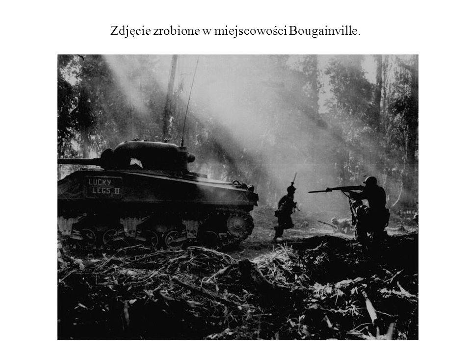 Zdjęcie zrobione w miejscowości Bougainville.