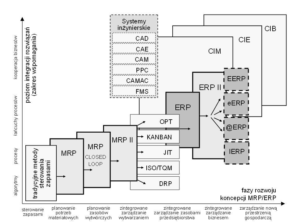 Kierunki integracji gospodarczych systemów informacyjnych