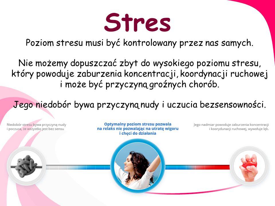 Dlaczego stres jest niebezpieczny.Organizm reaguje na stres walką lub poddaniem się.