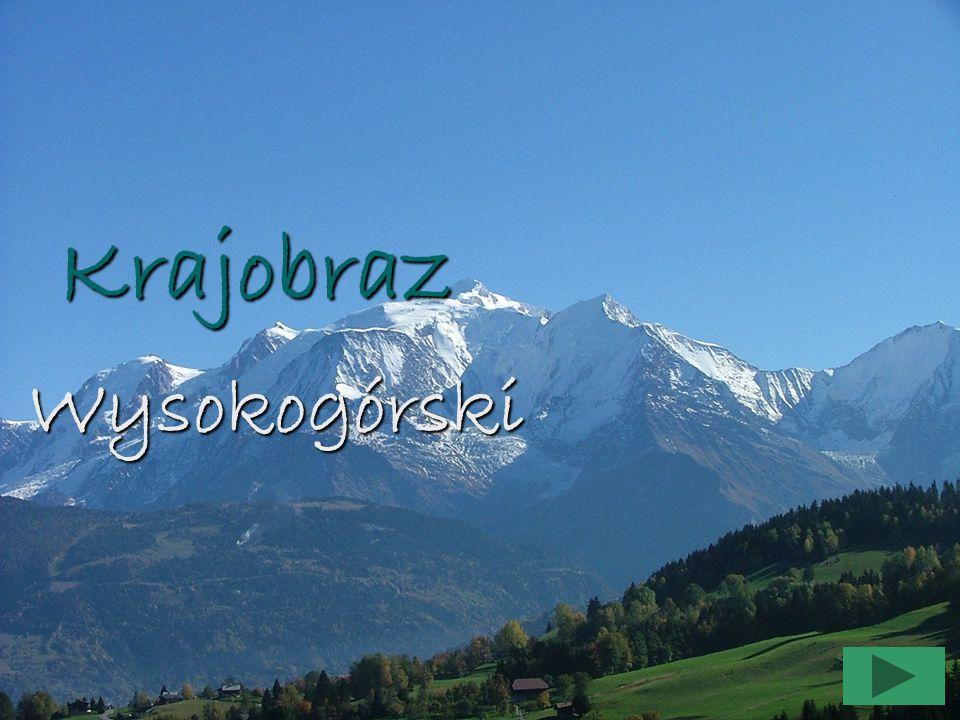 Spis Treści  Krajobraz Wysokogórski  Piętra Roślinne w Tatrach  Najwyższe, najniższe...