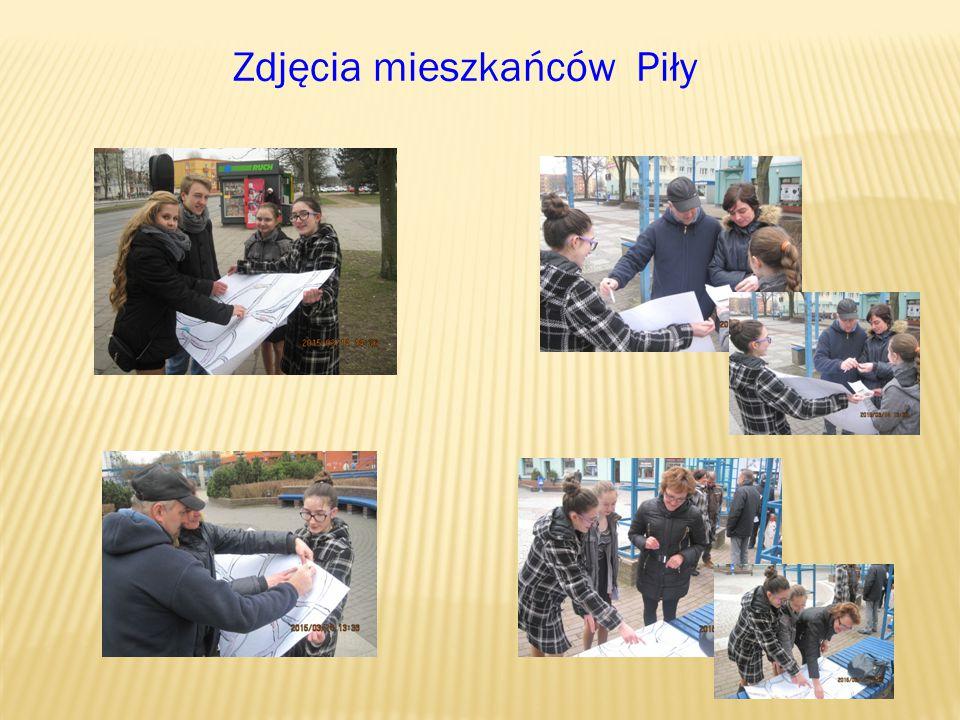 Zdjęcia mieszkańców Piły