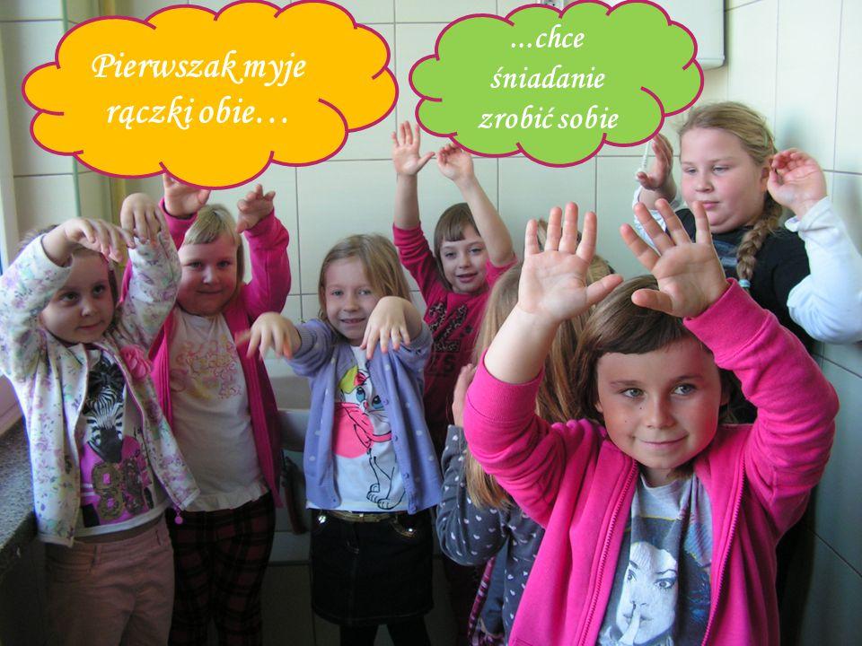 Nauczyciel prowadzący akcję Ewa Kieszek