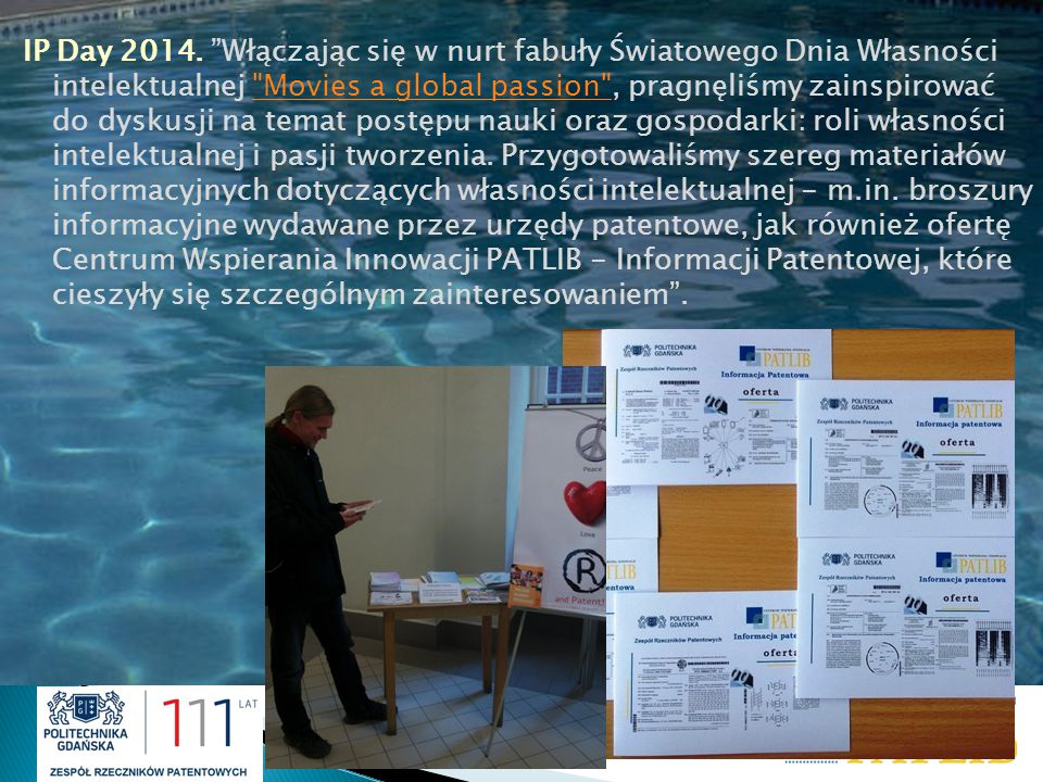 IP Day 2014.