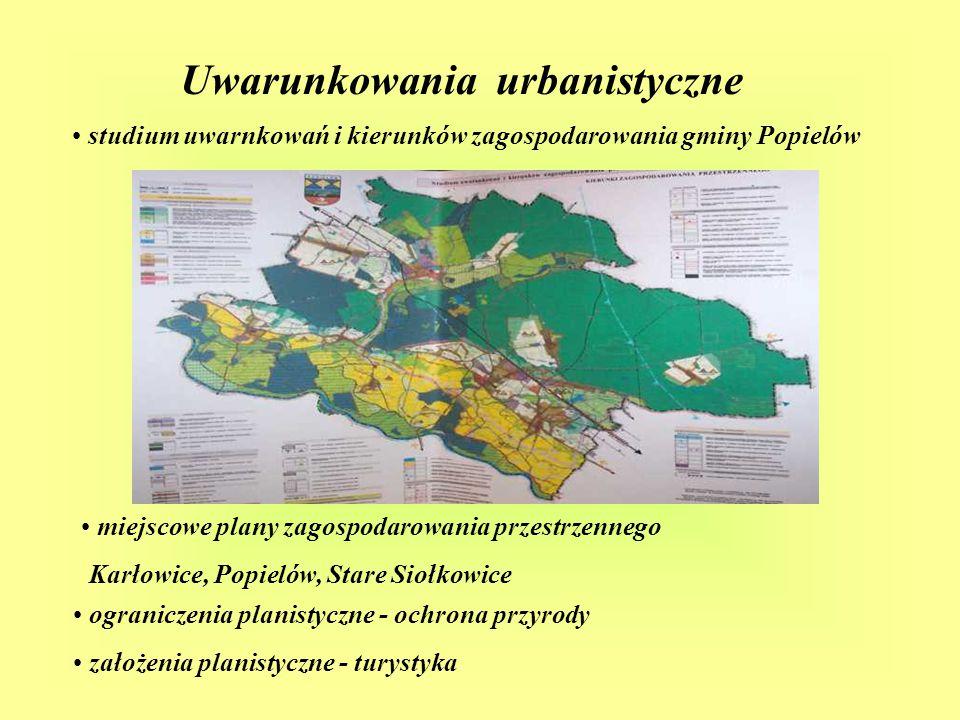 Co oferuje inwestorowi Gmina Popielów .