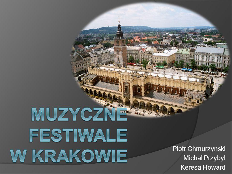 Piotr Chmurzynski Michal Przybyl Keresa Howard