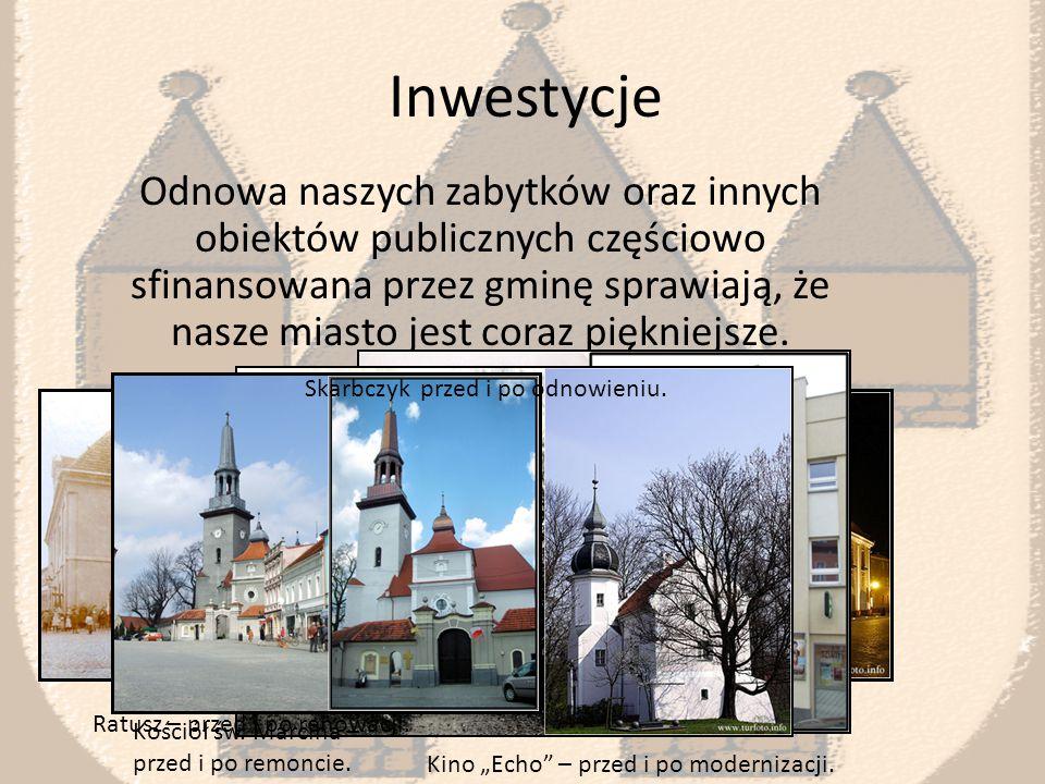 Zasłużeni ludzie samorządu Jarocińskiego Wielu ludzi przyczyniło się do rozwoju naszego miasta, są to między innymi : - Pierwszy burmistrz Marek Przymusiński i jego zastępczyni Bożena Przewoźna – to oni stworzyli główną strukturę samorządu.