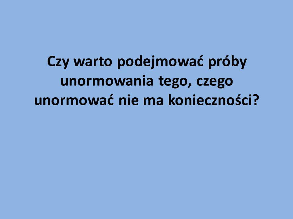 Myślę, że każda z polskich kobiet dobrze rozumie potrzebę właśnie takich, w istocie ochroniarskich, a nie pozoranckich unormowań 45.
