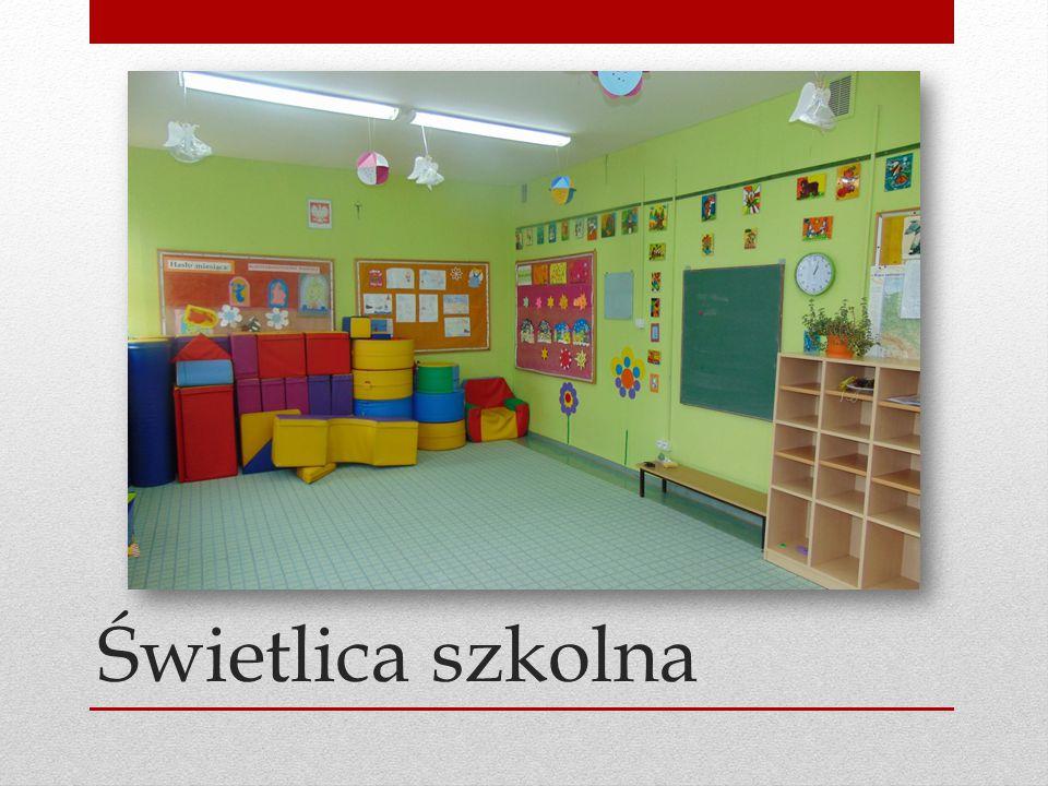 Gabinet terapii pedagogicznej