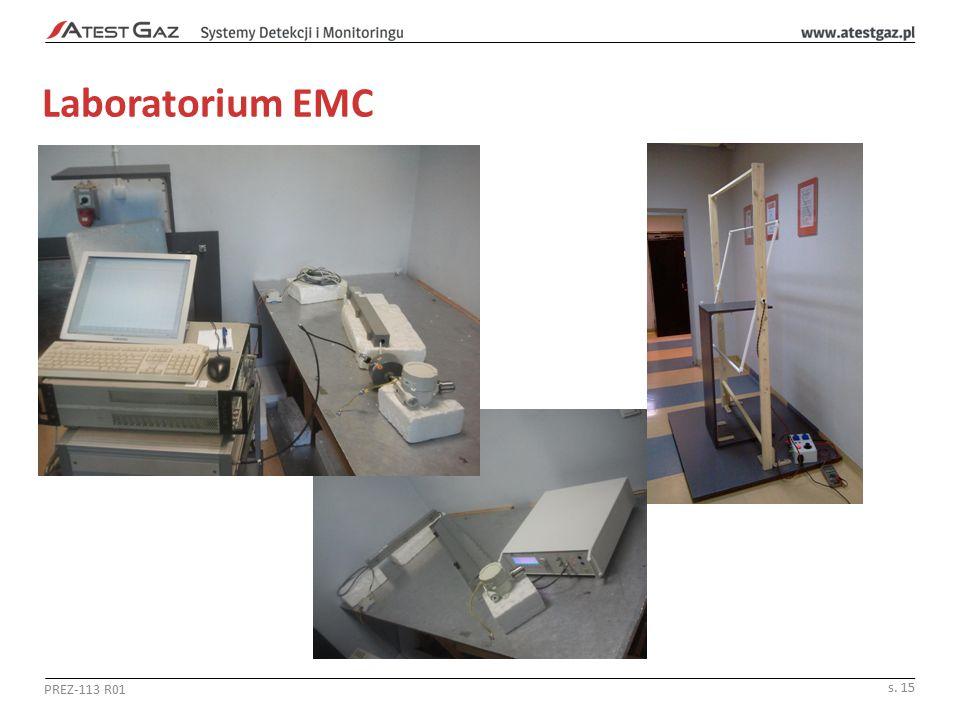 Laboratorium EMC PREZ-113 R01 s. 15