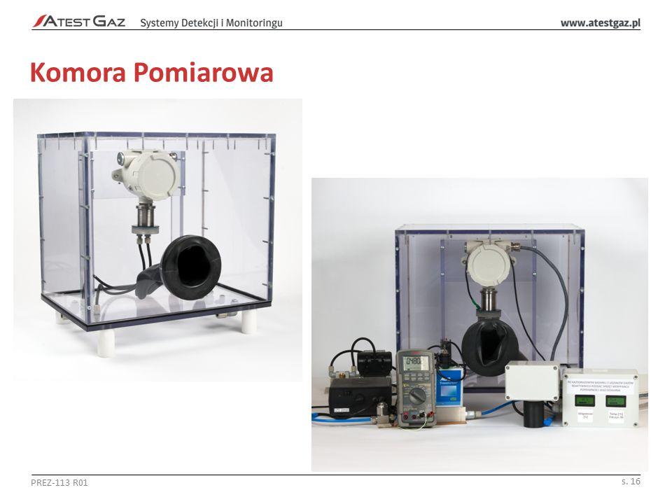 Komora Pomiarowa PREZ-113 R01 s. 16
