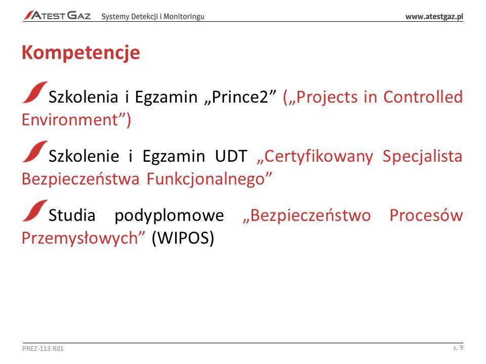 """Kompetencje Szkolenia i Egzamin """"Prince2"""" (""""Projects in Controlled Environment"""") Szkolenie i Egzamin UDT """"Certyfikowany Specjalista Bezpieczeństwa Fun"""