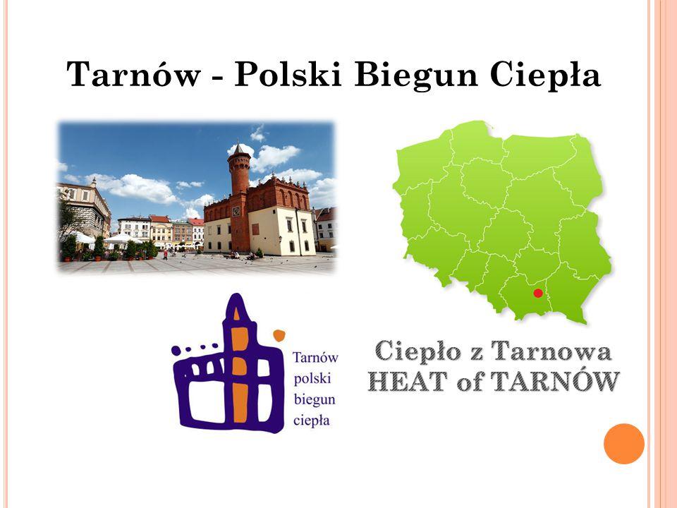 Tarnów - Polski Biegun Ciepła