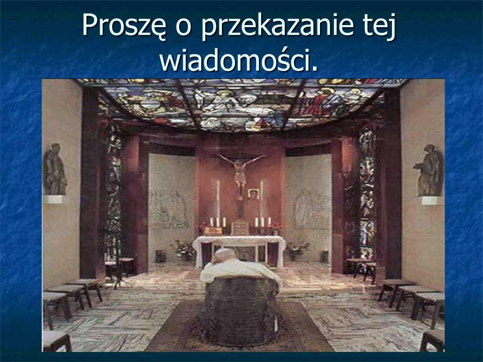 Jan Paweł II W 10 rocznicę spotkania z Bogiem