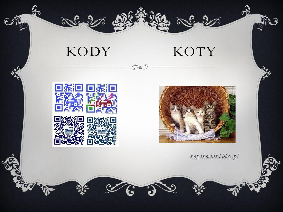 KODY KOTY kotyikociaki.blox.pl