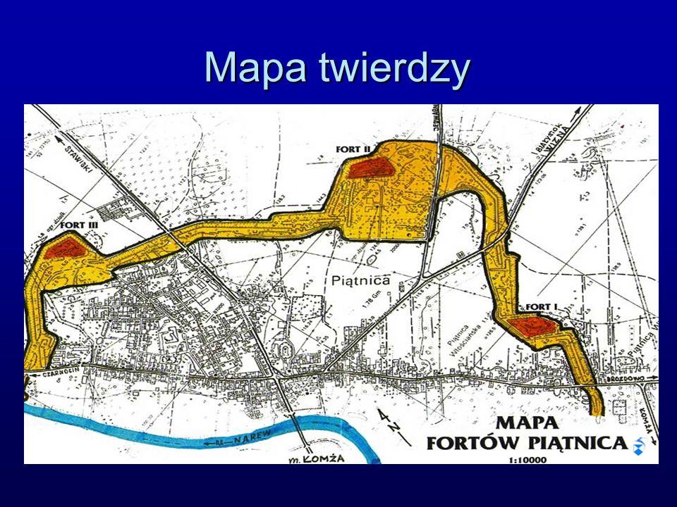 Mapa twierdzy
