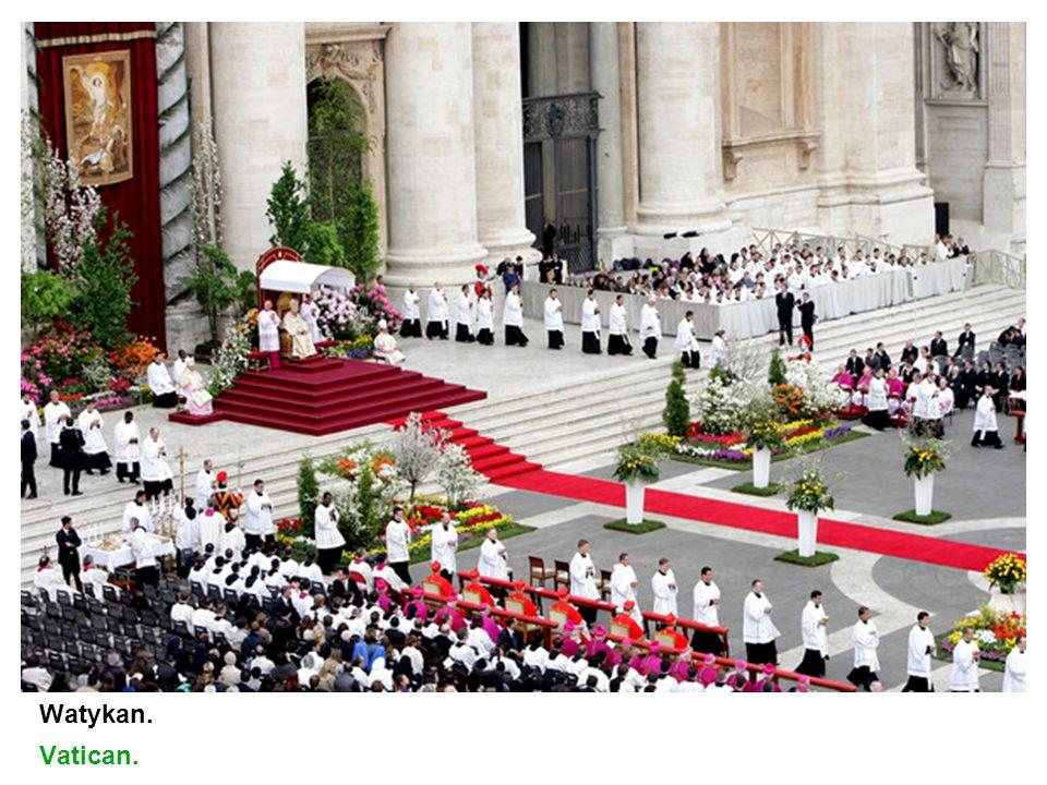 Watykan. Vatican.