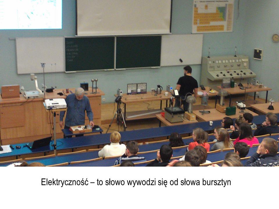 dr hab. Janusza Przesławski umiał zaciekawić uczniów