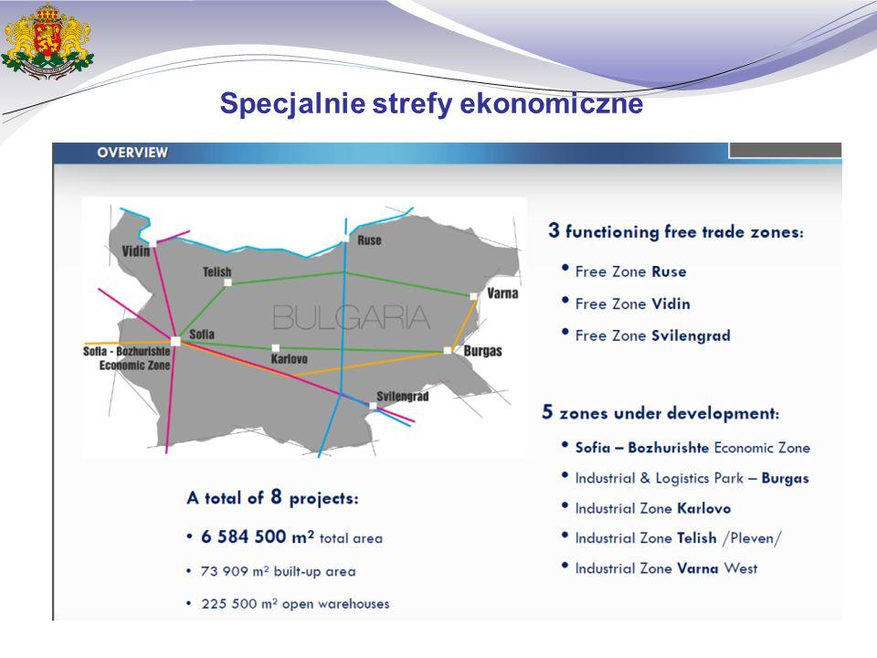 Specjalnie strefy ekonomiczne