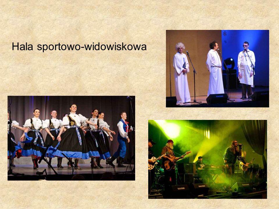 Hala sportowo-widowiskowa