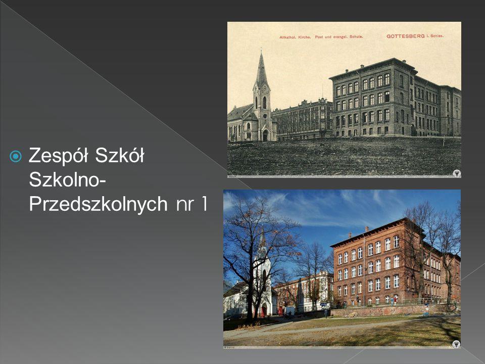  Zespół Szkół Szkolno- Przedszkolnych nr 1
