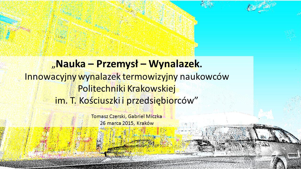 """"""" Nauka – Przemysł – Wynalazek."""