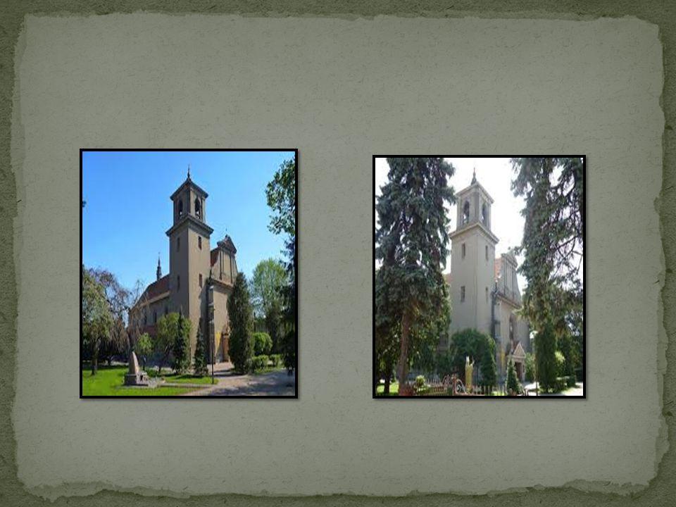 Jedno z sanktuariów maryjnych diecezji bydgoskiej.
