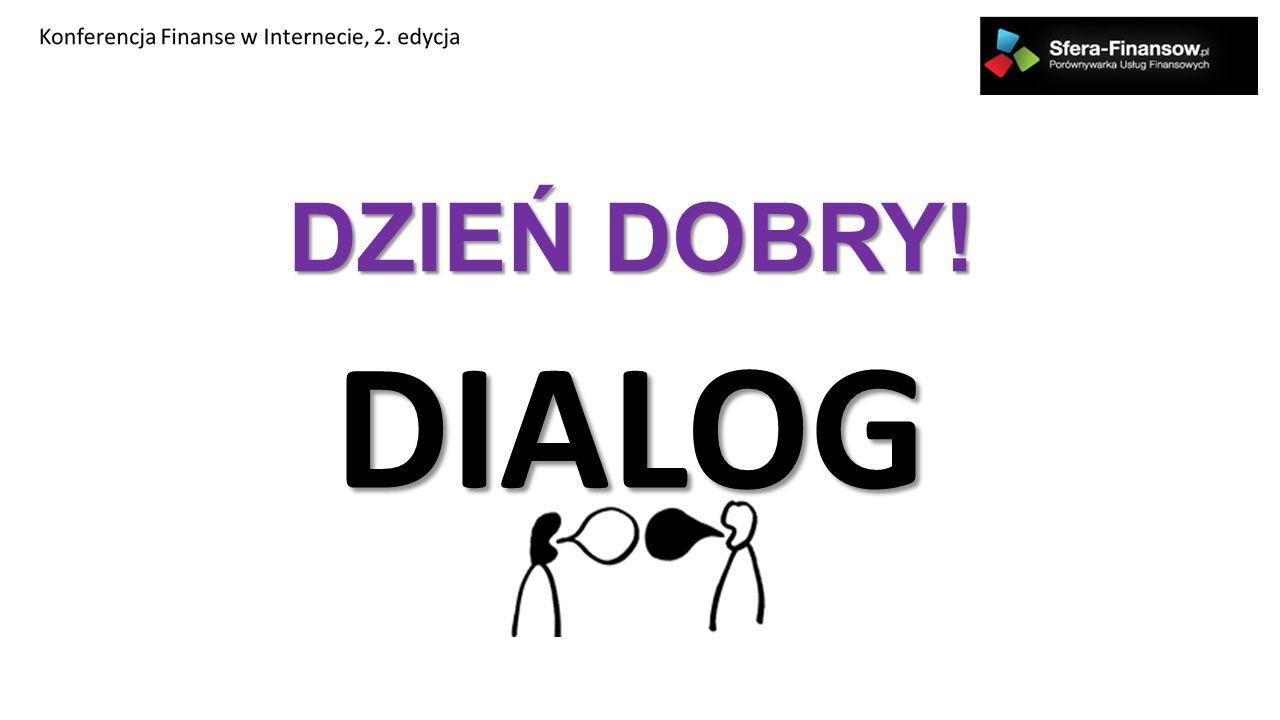 DZIEŃ DOBRY! DIALOG