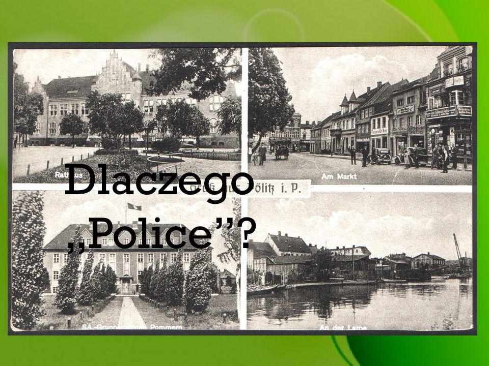 """Dlaczego """"Police"""