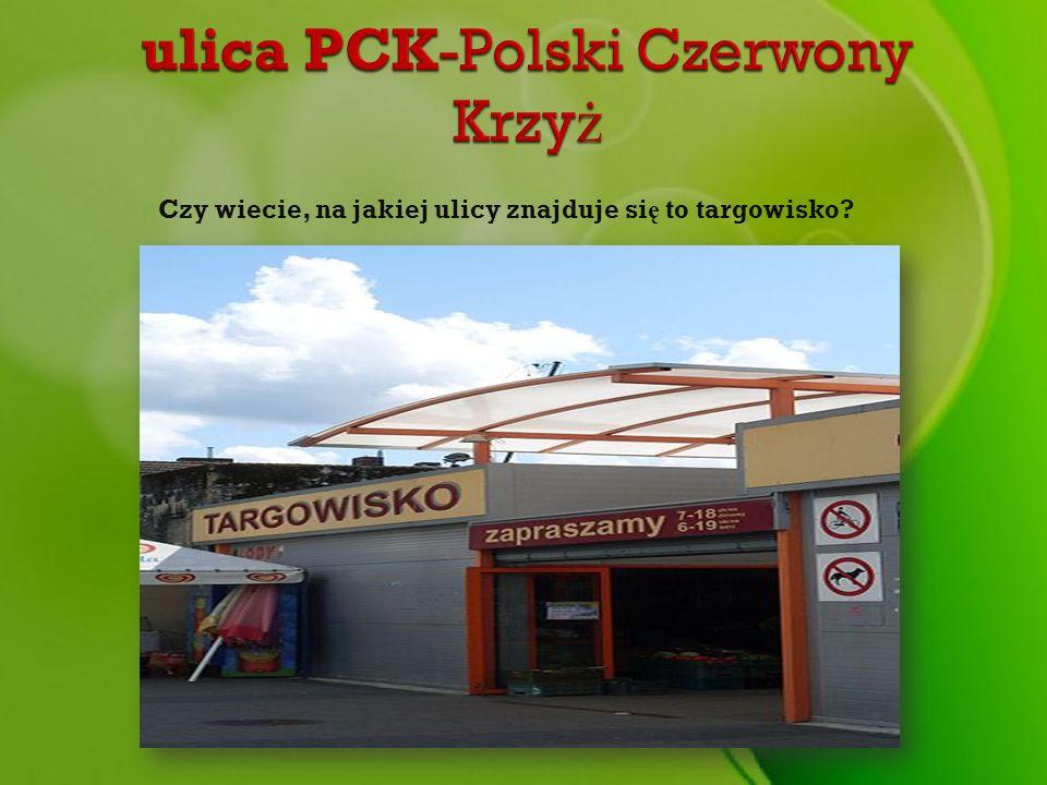Jakich ulic w Policach jest najwi ę cej? W Policach jest 95 ulic.