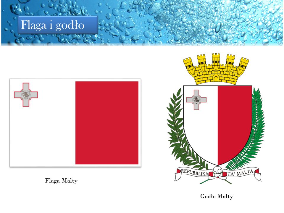 Ogólnie o Malcie Jest to pa ń stwo wyspiarskie poło ż one w Europie Południowej, na Morzu Ś ródziemnym, na południe od Sycylii.