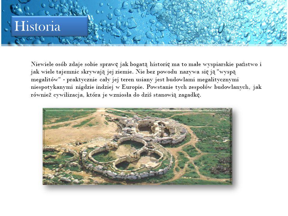 Malta - wyspa s ł o ń ca