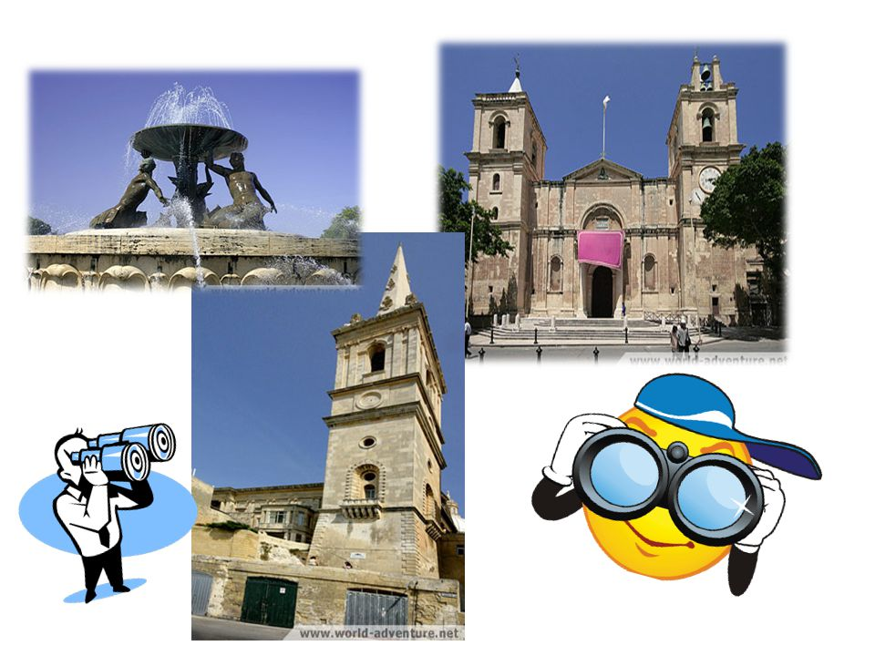Valletta jest jednym z głównych punktów trasy wielkich statków turystycznym po morzu ś ródziemnym.