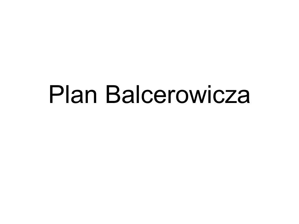 Plan Balcerowicza