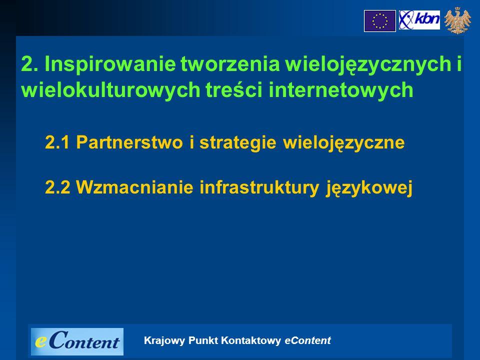 Krajowy Punkt Kontaktowy eContent 2.