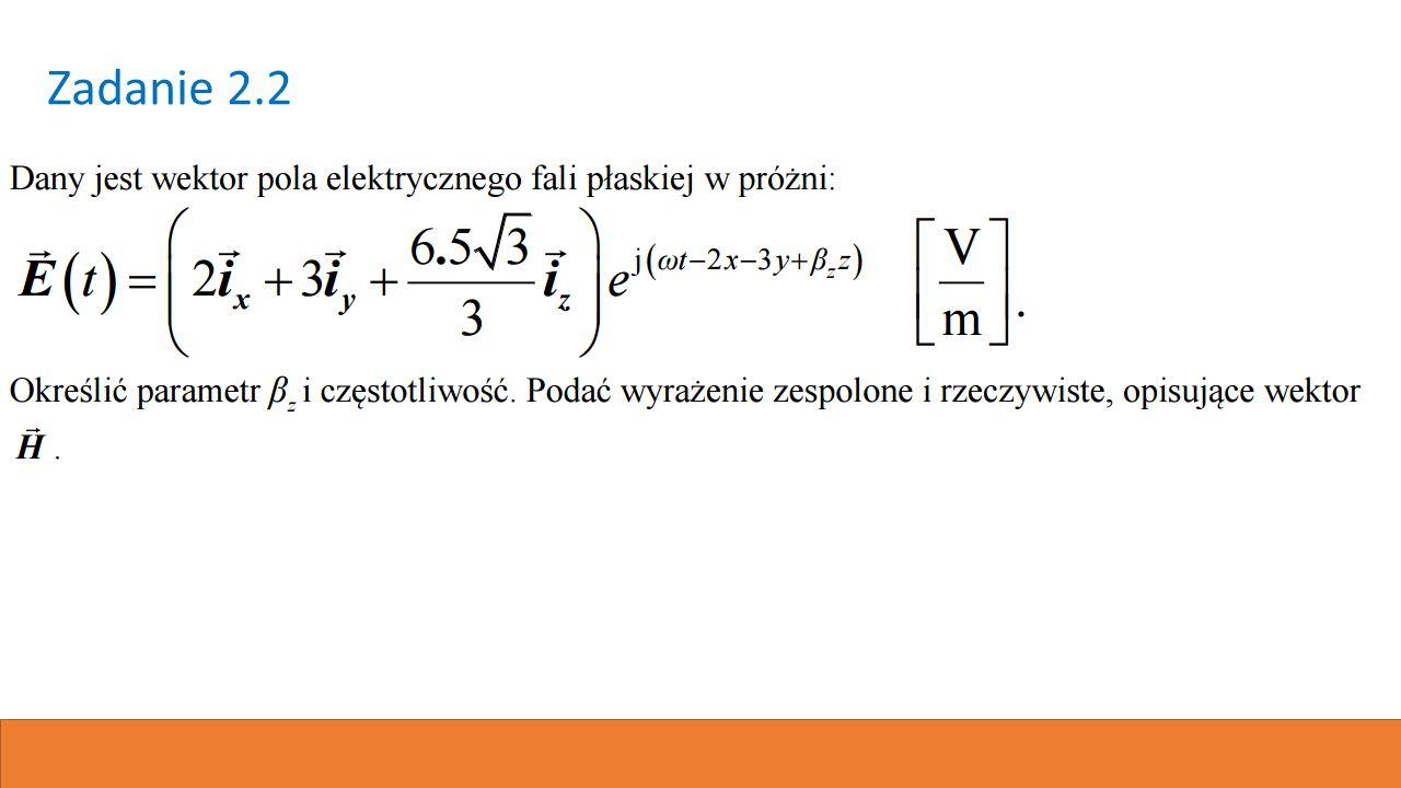 Zadanie 2.2