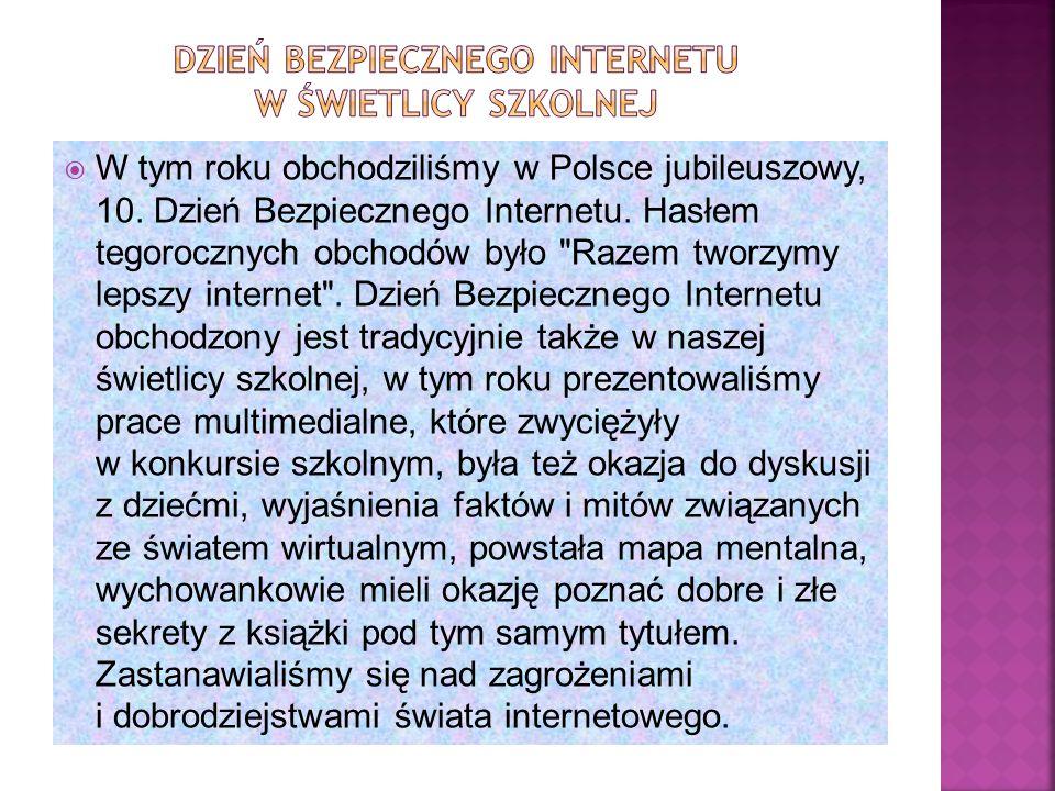  W tym roku obchodziliśmy w Polsce jubileuszowy, 10.