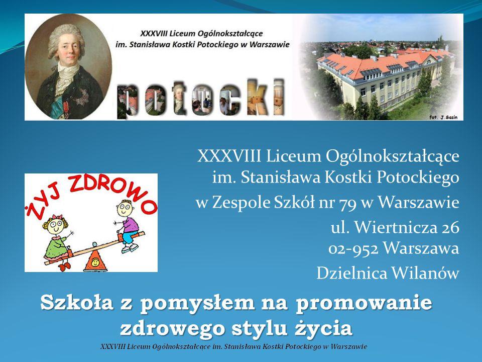 XXXVIII Liceum Ogólnokształcące im.