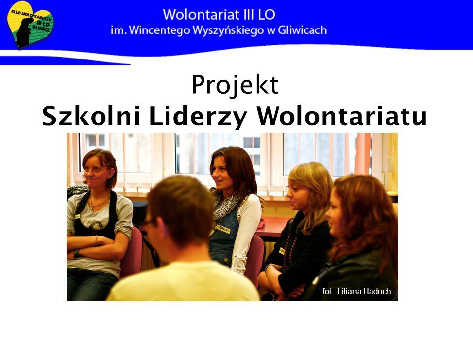W co my, jako m ł odzi wolontariusze mo ż emy si ę w łą czy ć !!!