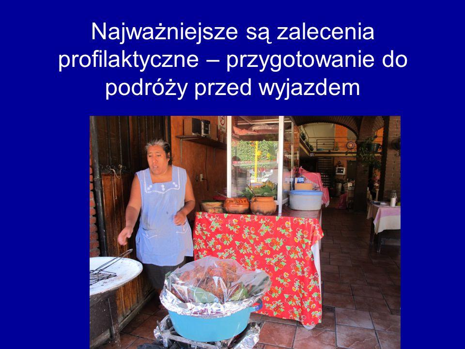 20042007 Narastająca lekooporność Plasmodium falciparum na meflokinę CDC Health Information for International Travel 2008