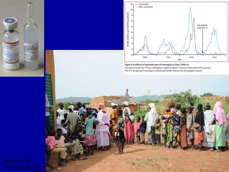 Daugla DM, The Lancet 2013