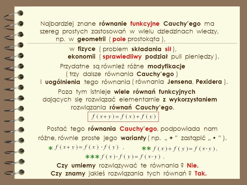 Do uzasadnienia potrzebne są pojęcia : granicy ciągu, granicy funkcji i ciągłość funkcji. Zainteresowanych dogłębnym zrozumieniem wymienionych pojęć z
