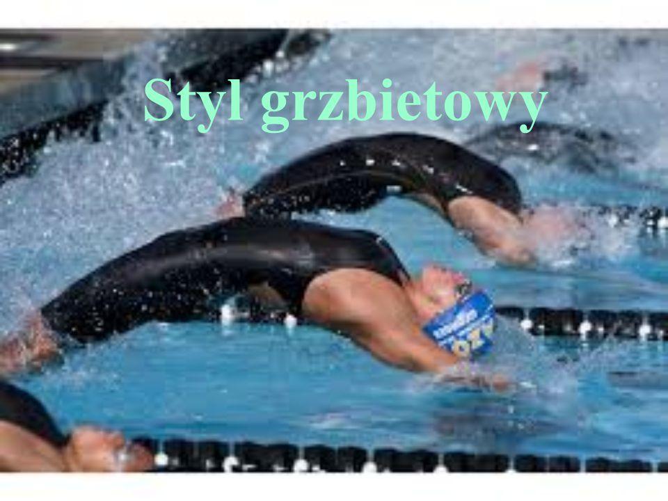 Pływanie na plecach / grzbietem (ang.backstroke) – To styl od którego zaczyna się naukę pływania.