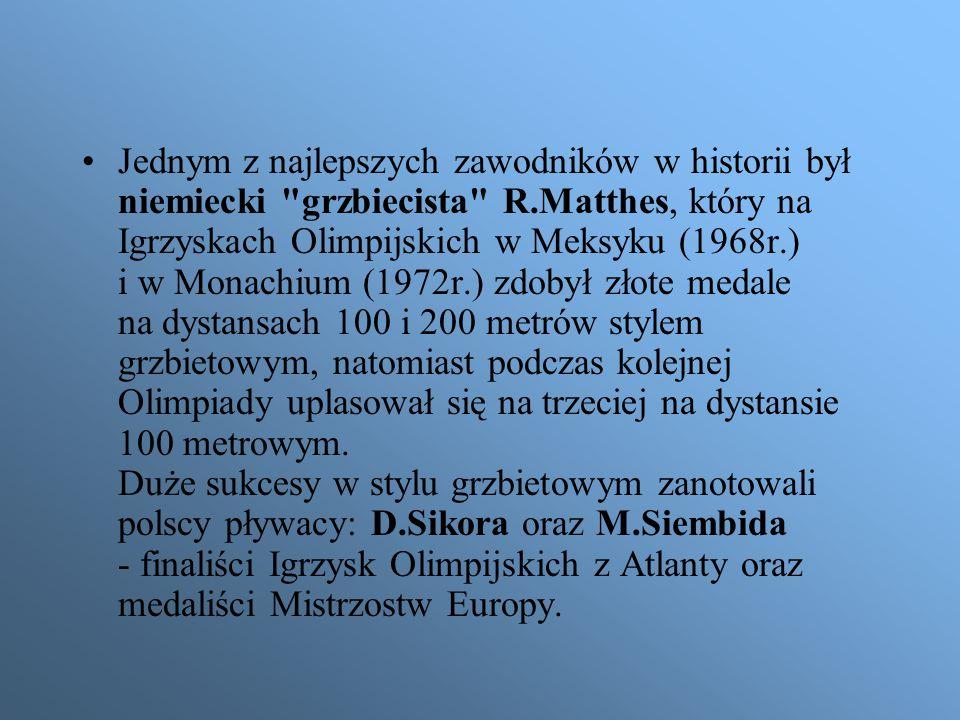 Jednym z najlepszych zawodników w historii był niemiecki
