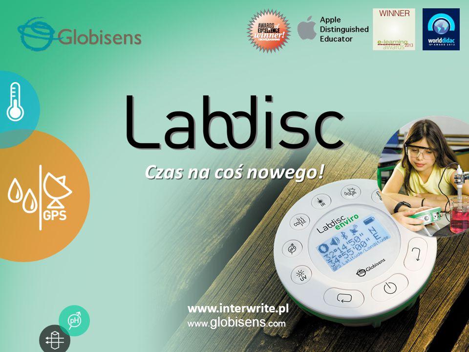 www. globisens.com Czas na coś nowego! www.interwrite.pl