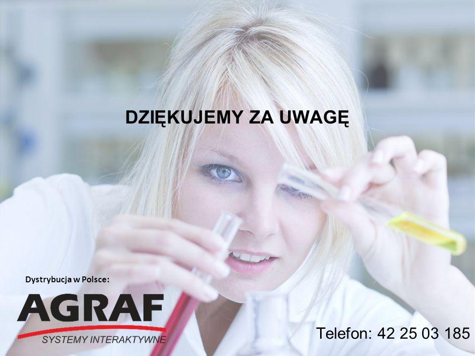 www. globisens.com DZIĘKUJEMY ZA UWAGĘ Telefon: 42 25 03 185 Dystrybucja w Polsce: