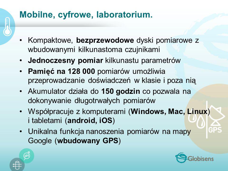 Mobilne, cyfrowe, laboratorium.