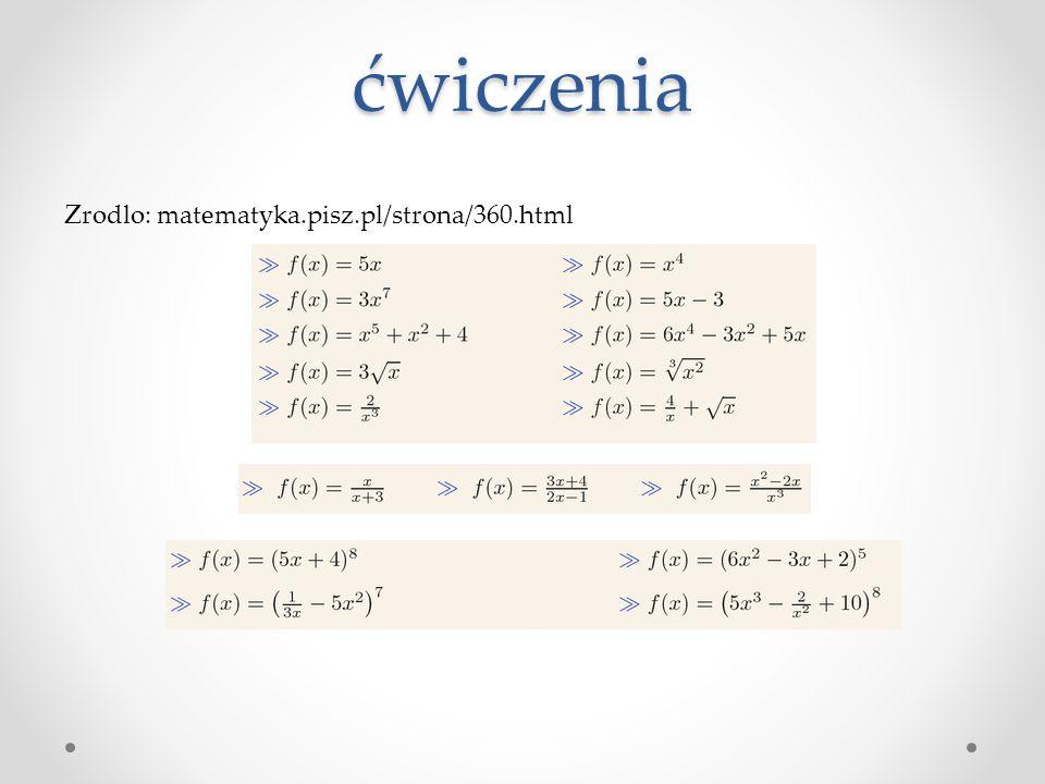 ćwiczenia Analiza matematyczna w zadaniach, Krysicki i Włodarski