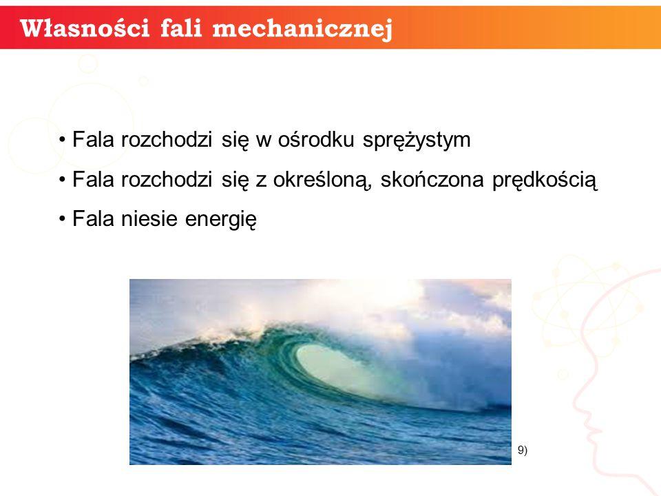 Matematyczny opis fal 10) v