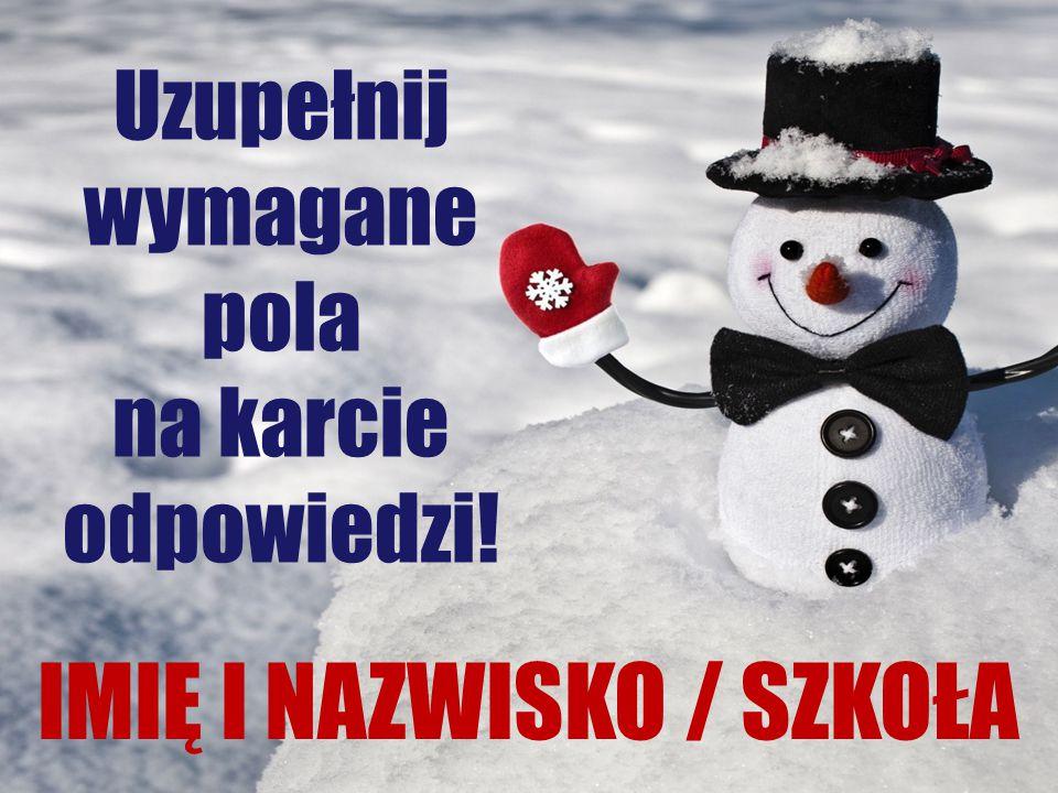 Pytanie 20 Jaka miejscowość została zaznaczona na poniższej mapie Polski.